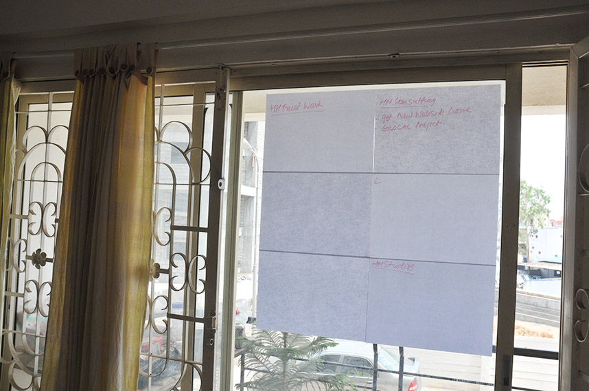 Your Windows 8 inspired tiled whiteboard